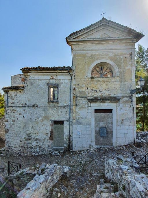 chiesa sant'antonio gessopalena