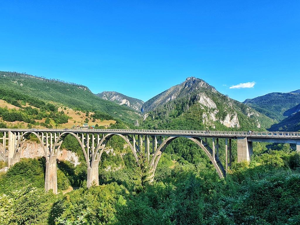 ponte durdevica montenegro