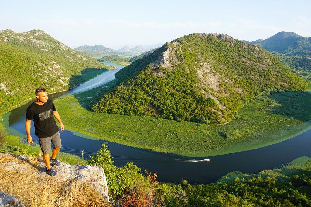 lago di scutari montenegro