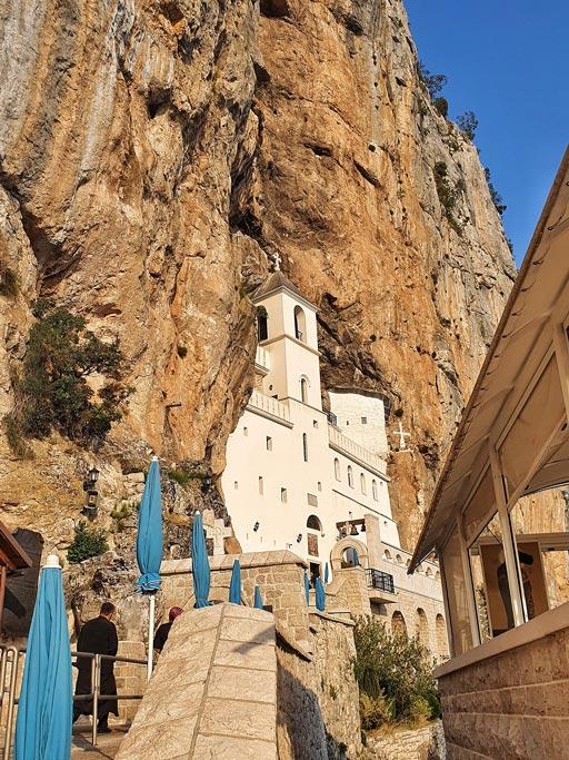 monastero ostrog montenegro