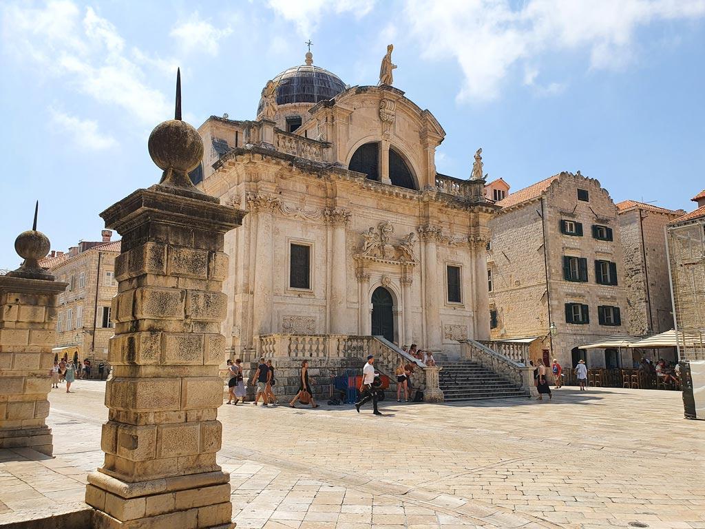 chiesa san biagio dubrovnik